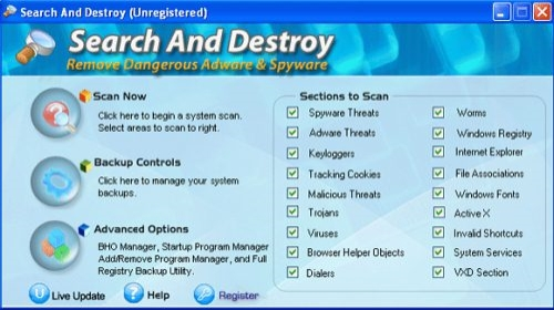 Download Spybot Search and Destroy latest release