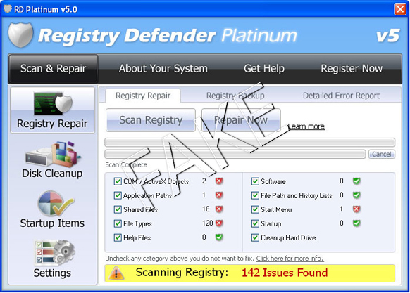 Registry Defender Platinum