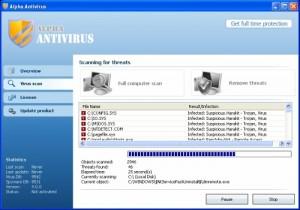alphaantivirus_scan