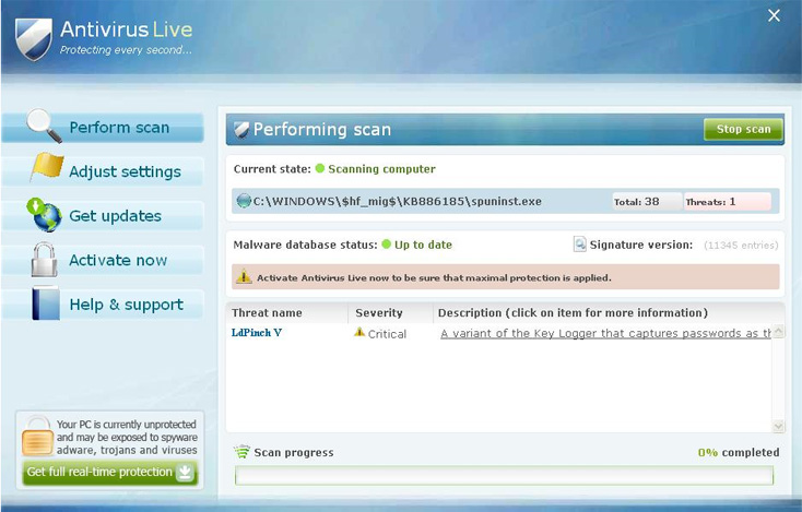 related image #1 from Antivirus Live