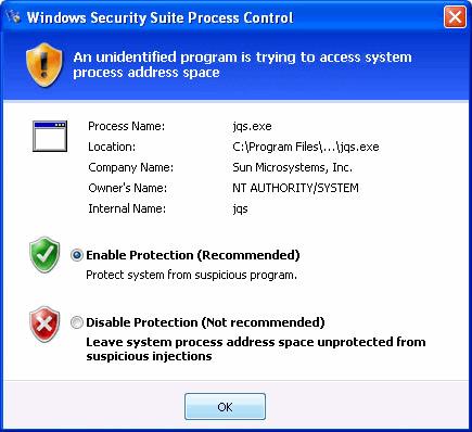 Jqs.exe - How to remove - 2-viruses.com