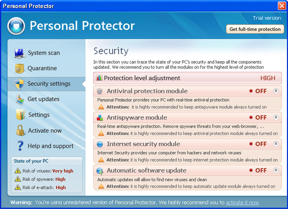 related image #1 from Personal Protector