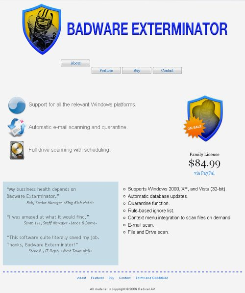 related image #1 from Badware Exterminator