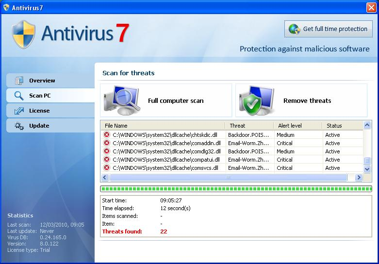 related image #1 from Antivirus 7