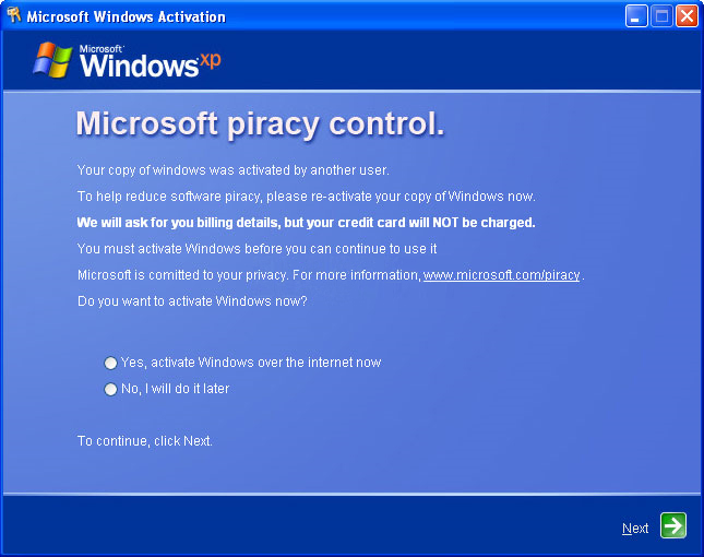 related image #1 from Fake Windows Activation Screen