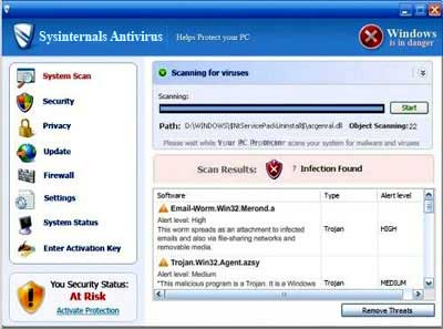 related image #1 from Sysinternals Antivirus