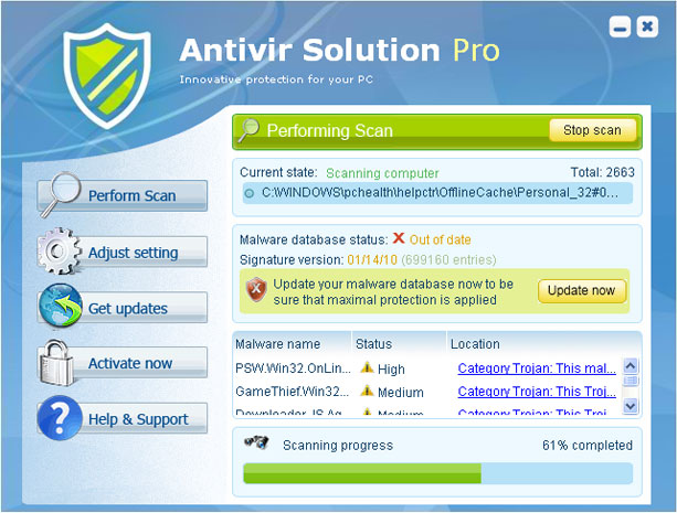 related image #1 from Antivir Solution Pro