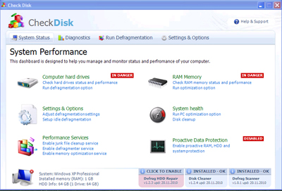 related image #1 from Check Disk