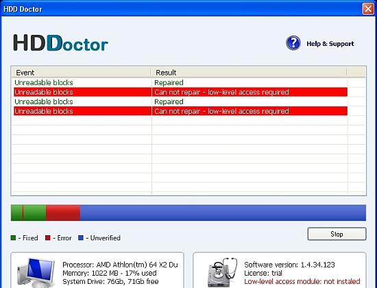 Hdd Doctor скачать - фото 5