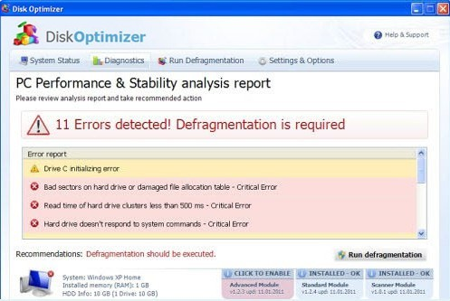 related image #1 from Disk Optimizer