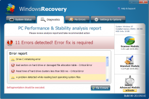 WindowsRecovery