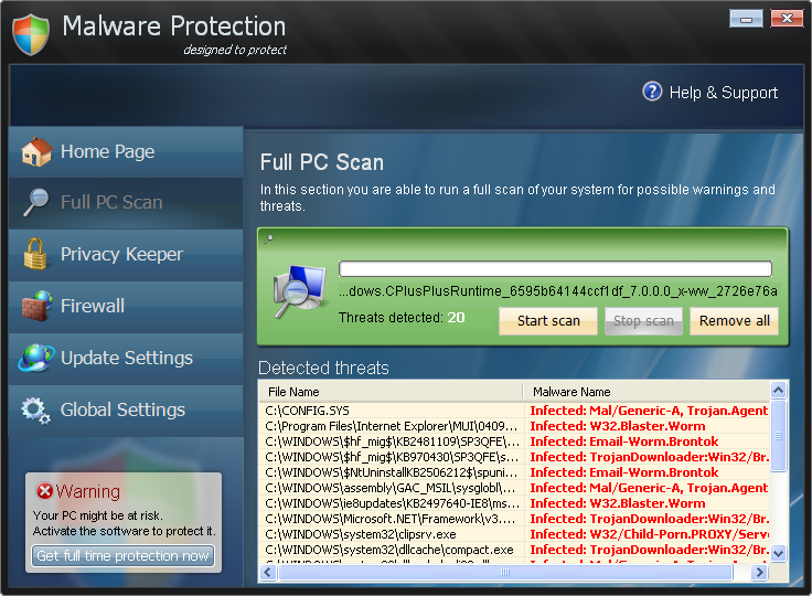 related image #1 from Malware Protection