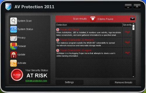 AV Protection 2011