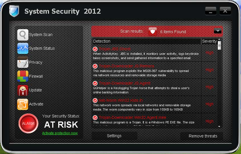 related image #1 from System Security 2012