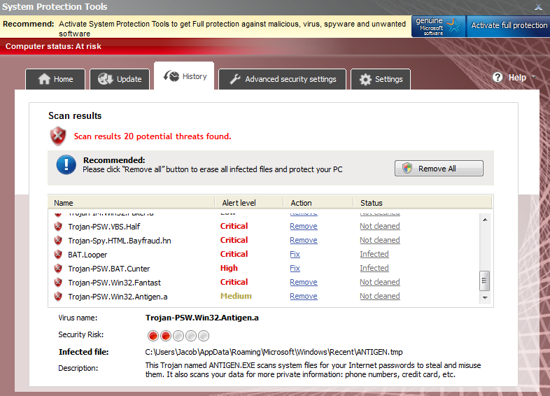 related image #1 from System Protection Tools