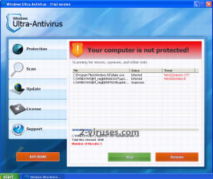 Windows Ultra Antivirus