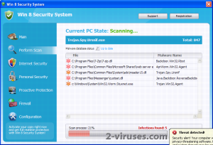 Windows 8 Security System