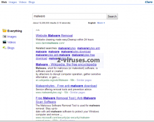 related image #1 from Claro Search Malware