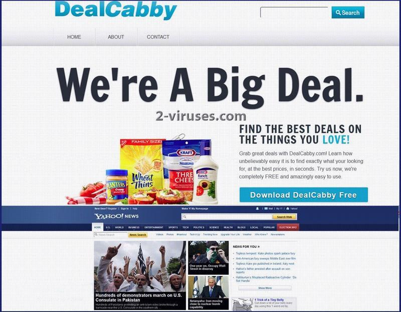 DealCabby redirect