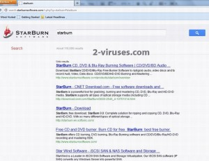 related image #1 from Starburn Software Virus