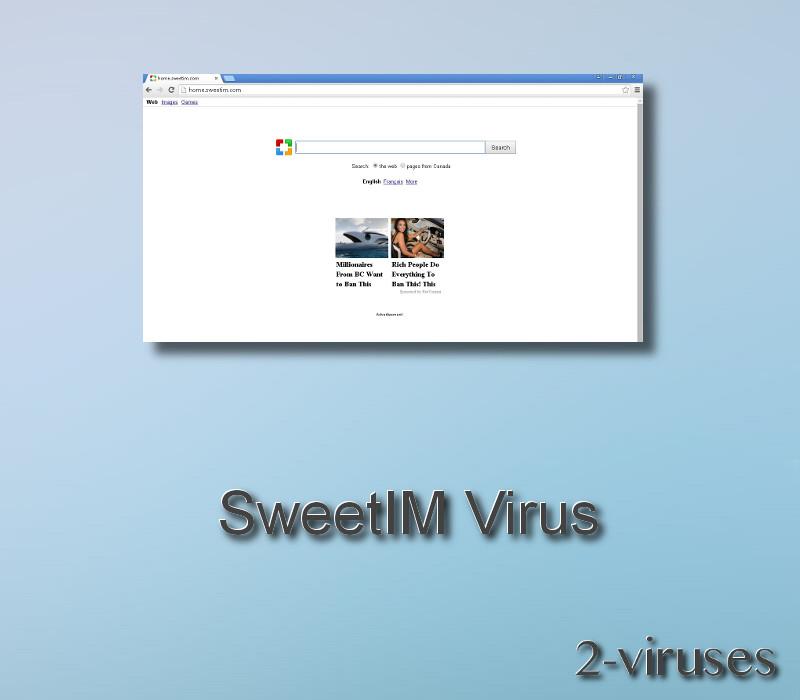 SweetIM Virus remove
