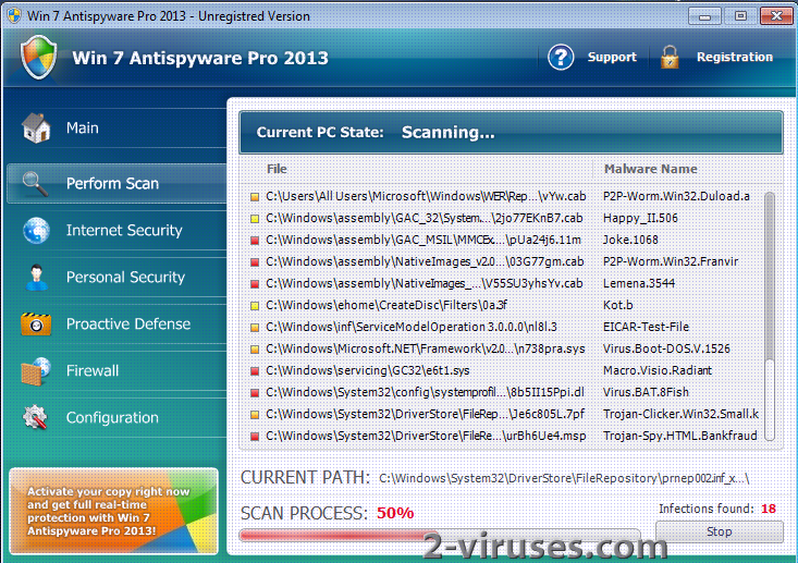 related image #1 from Win 7 Antispyware Pro 2013