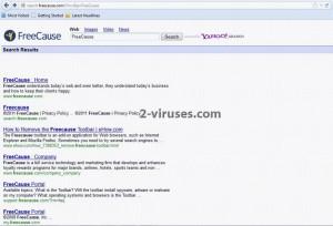 Freecause-Virus