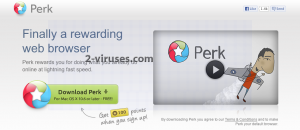 Perk-Redirect-Virus