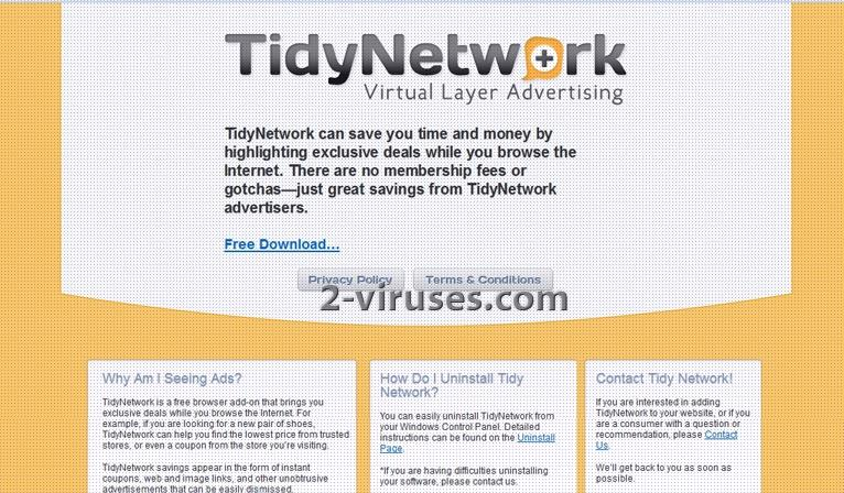 related image #1 from The Tidy Network Malware