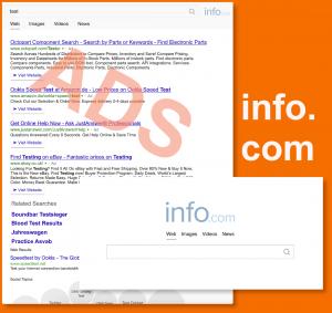 Info.com Redirect Virus