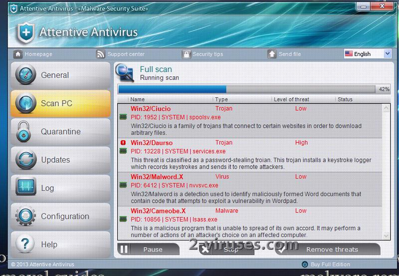 related image #1 from Attentive Antivirus