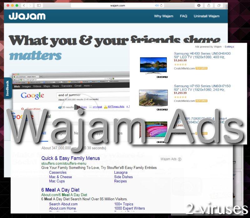 Wajam - How to remove - 2-viruses.com