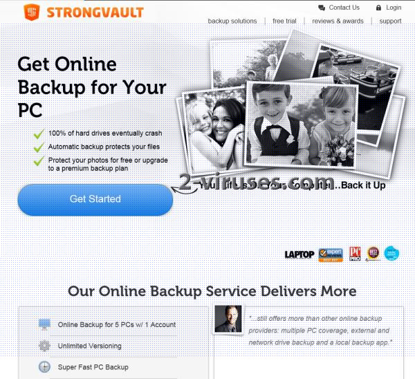 related image #1 from Strong Vault