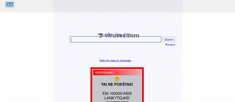 related image #1 from Search.newhometab.com virus