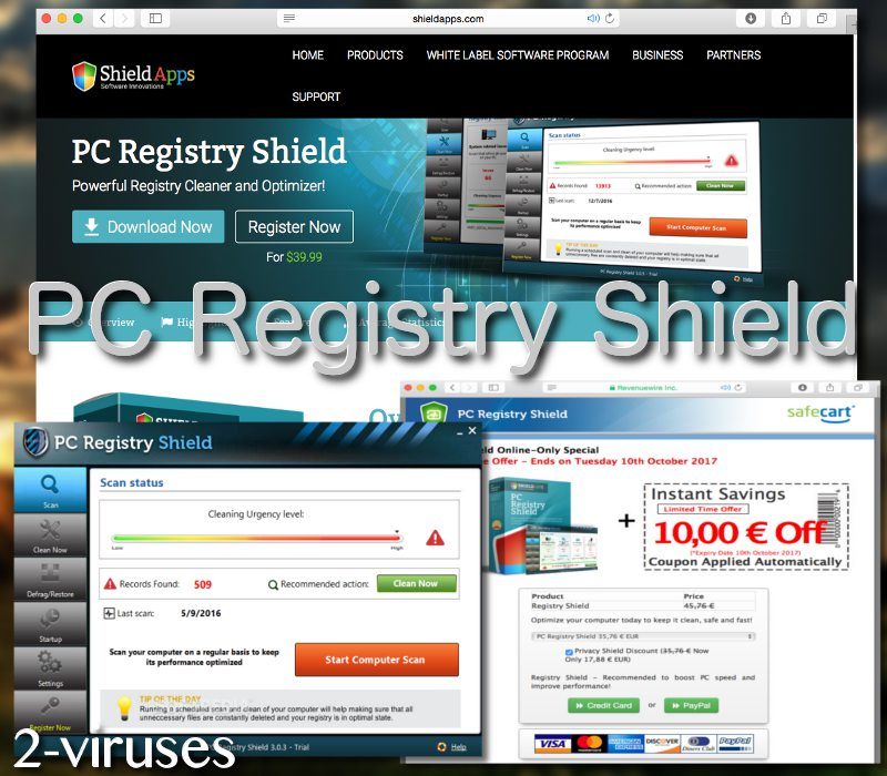 related image #1 from PC Registry Shield