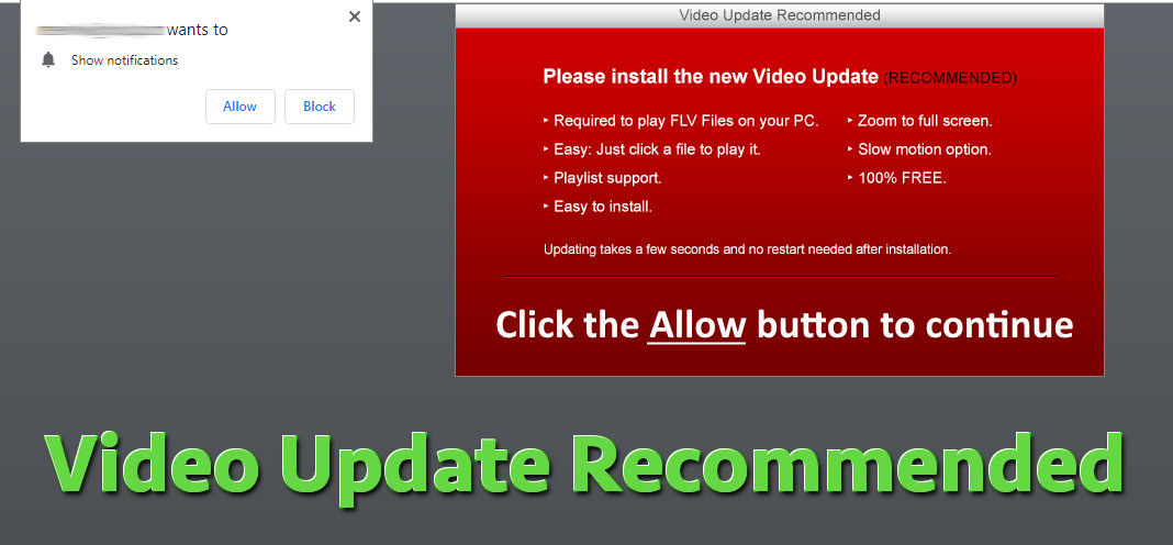 related image #1 from Video Update Recommended popup