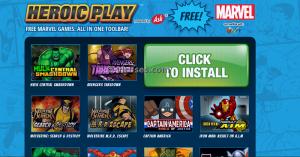 Heroic Play Toolbar