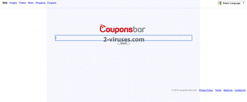 related image #1 from Search.coupons-bar.com virus