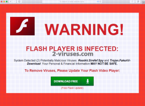warningflashplayerisinfected-2-viruses