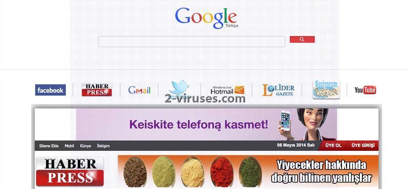Soraxi.com virus