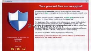 crypto-locker ransomware