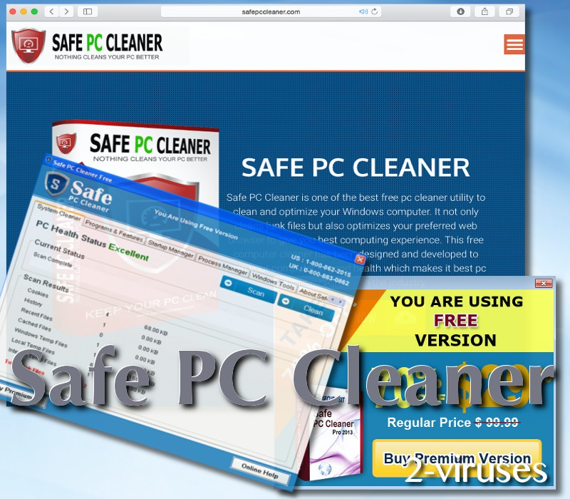 safe pc cleaner