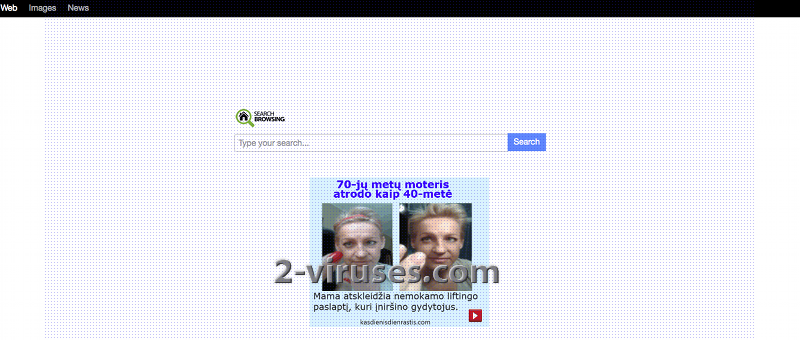 related image #1 from Searchbrowsing.com virus