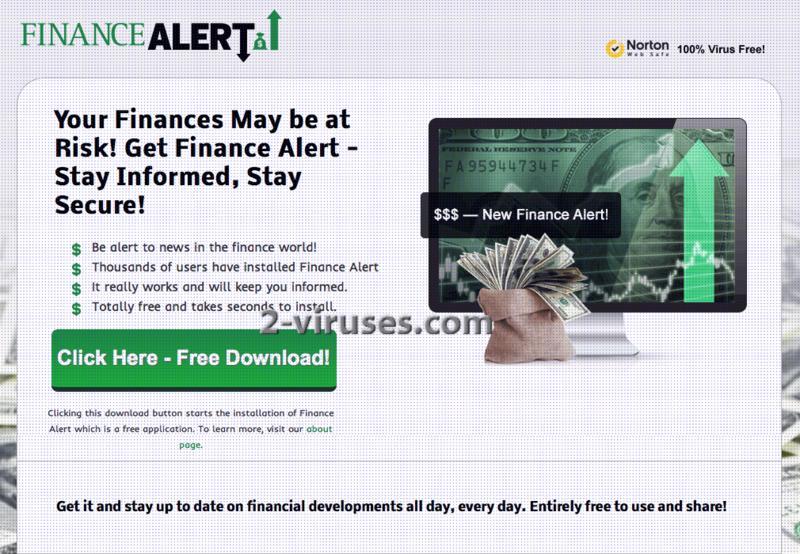 Finance alert comment retirer supprimer for Logiciel anti fenetre publicitaire