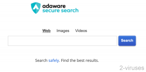 Securedsearch.lavasoft.com hijacker