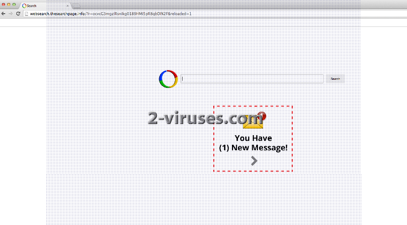 related image #1 from Websearch.thesearchpage.info virus