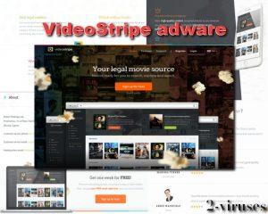 VideoStripe adware