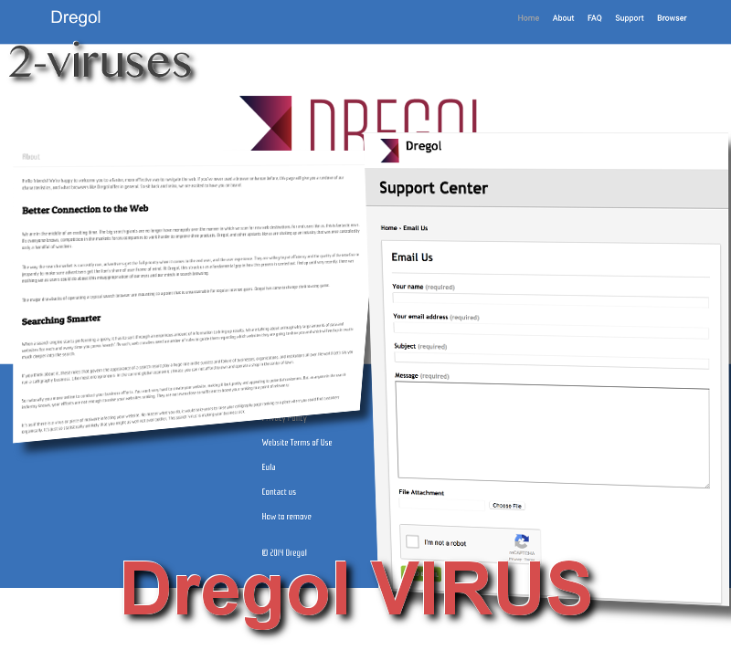 related image #1 from Dregol.com virus