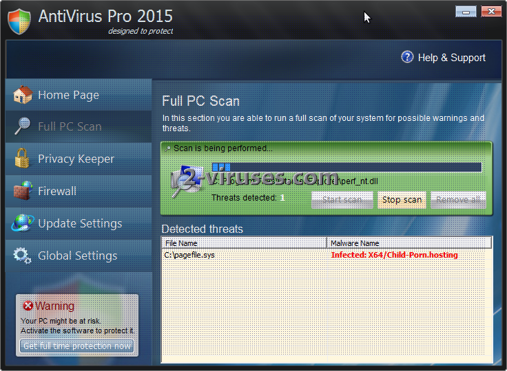 related image #1 from Antivirus PRO 2015
