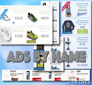 Ads by [Name]